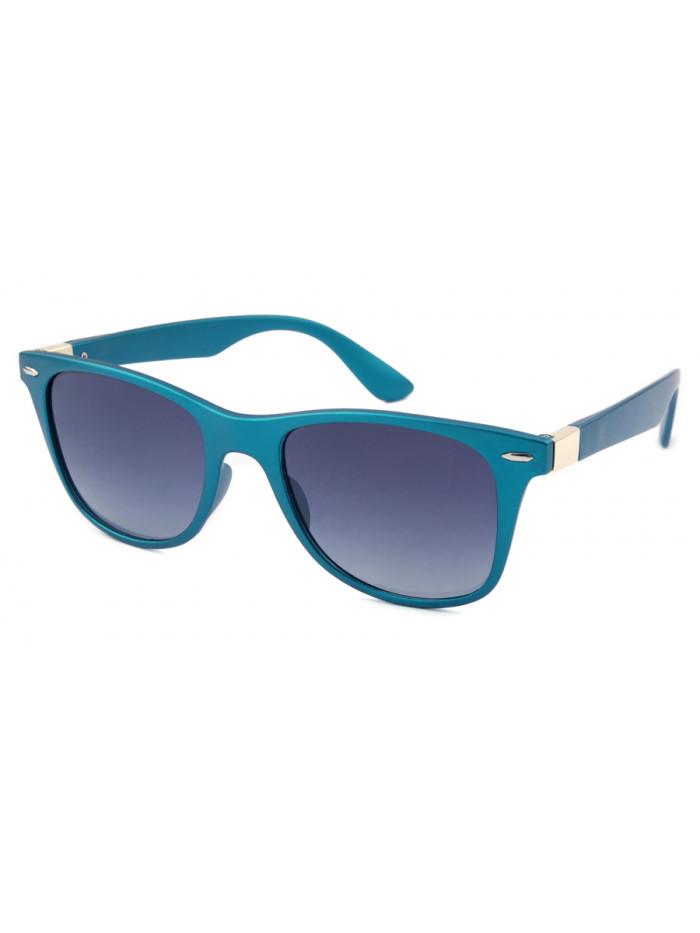Slnečné okuliare Premium Tyrkys polarizačné