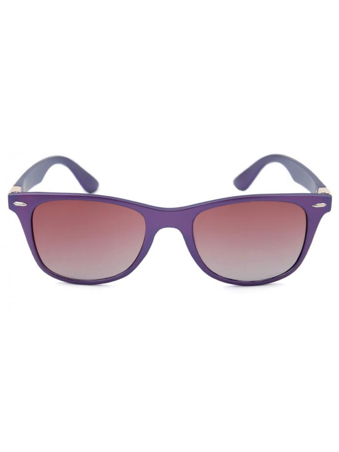 Slnečné okuliare Premium Purple polarizačné