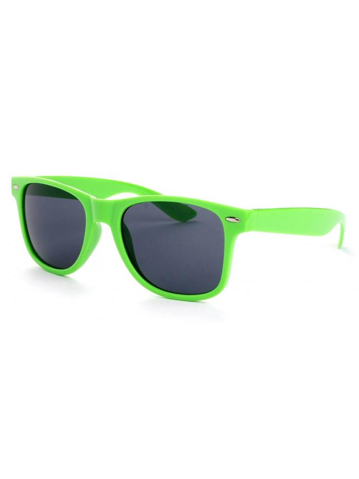 Slnečné okuliare Wayfarer Fancy Green