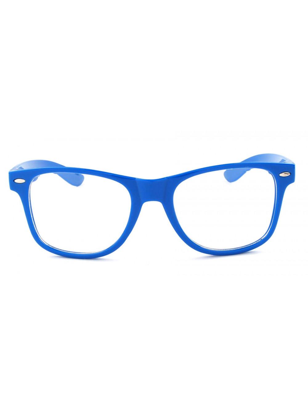 Okuliare Wayfarer Blue Nerd 42bd92176e8
