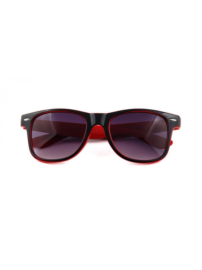 Slnečné okuliare Wayfarer Duo Red