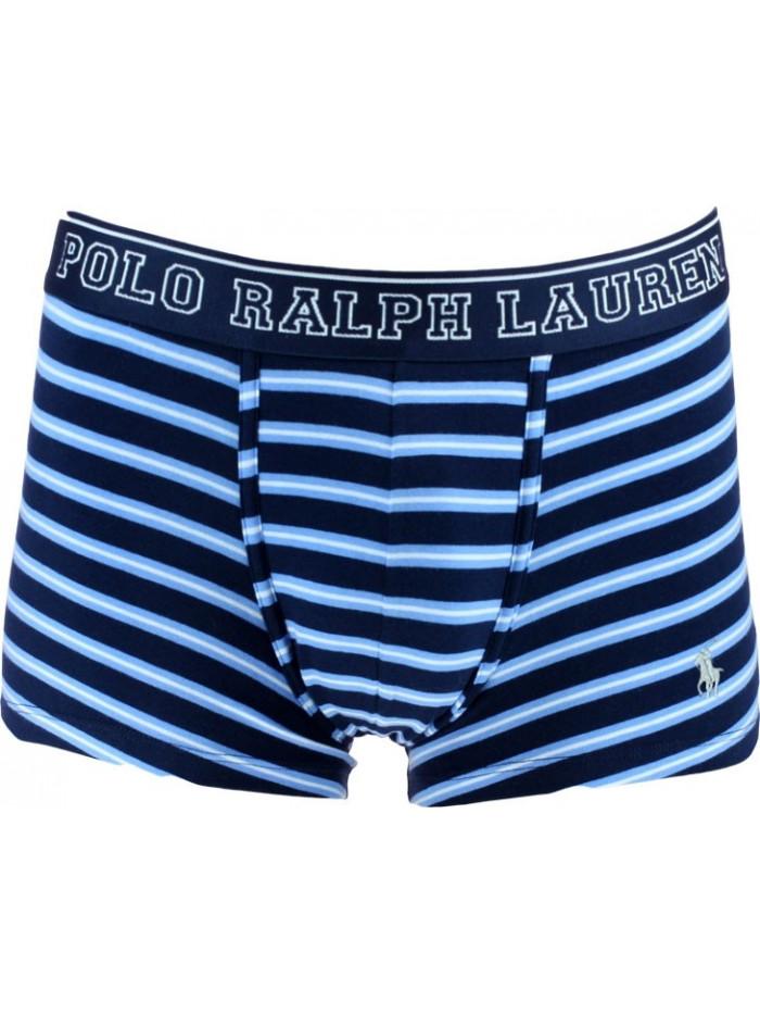 Pánske boxerky Polo Ralph Lauren Cruise Navy Multi Stripe Nevis PP tmavomodré