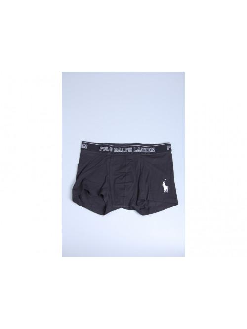 Pánske boxerky Ralph Lauren Classic Trunk Polo čierne