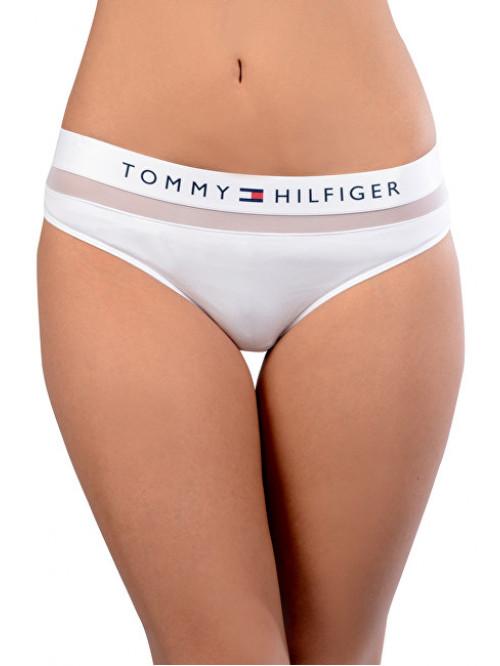 Dámske nohavičky Tommy Hilfiger Sheer Flex Bikini biele