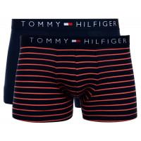 Pánske boxerky Tommy Hilfiger Trunk Mini Stripe 2-...