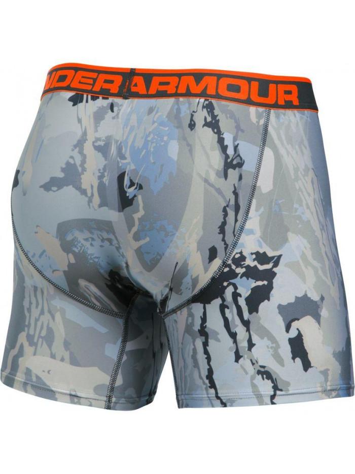 Pánske boxerky Under Armour BOXERJOCK camo sivé
