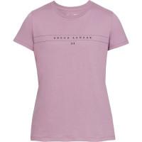 Dámske tričko Under Armour Classic Crew ružové