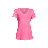 Dámske tričko Under Armour Tech Twist ružové