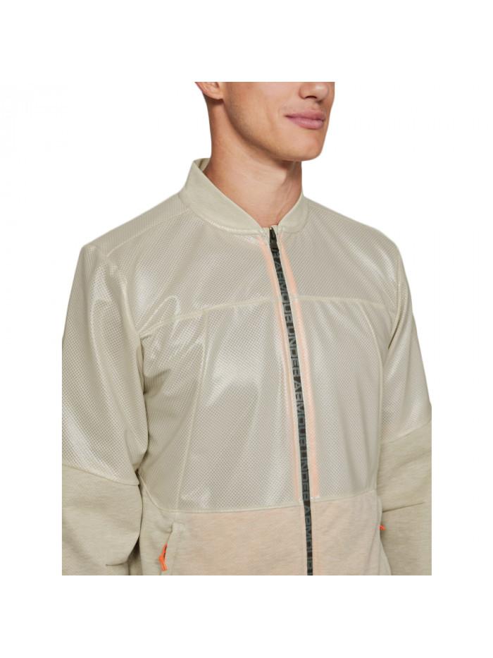 Pánska bunda Under Armour Unstoppable Swacket Bomber Jacket