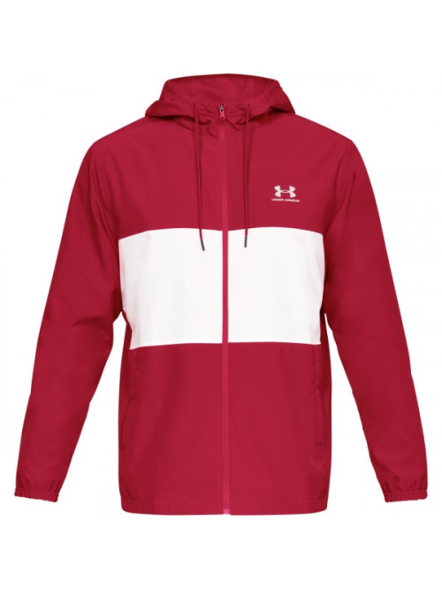 Pánska bunda Under Armour Sportstyle Wind Jacket ...