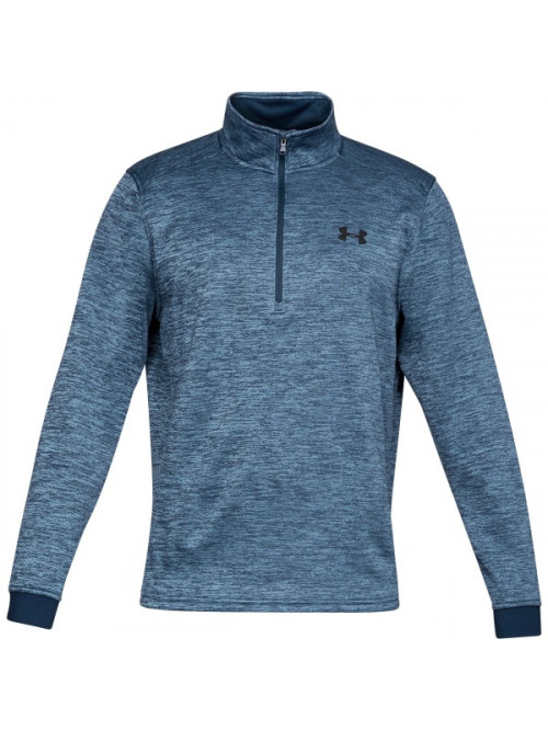 Pánska mikina Under Armour Fleece 1/2 Zip modrá