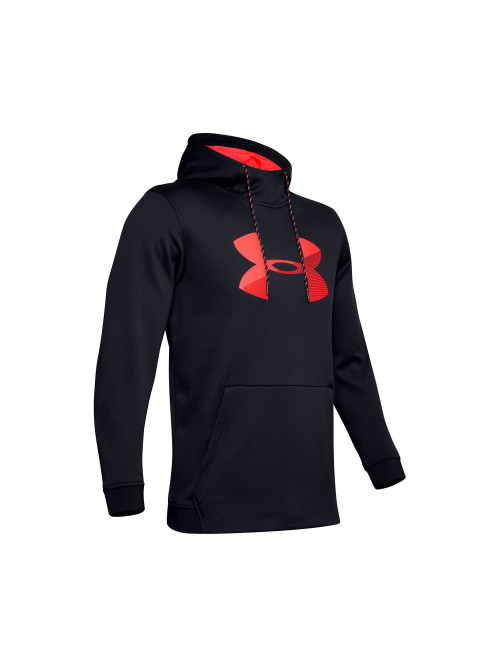 Pánska mikina Under Armour Hoodie Big Logo Graphic...