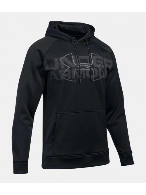 Pánska mikina Under Armour Graphic Hoodie čierna