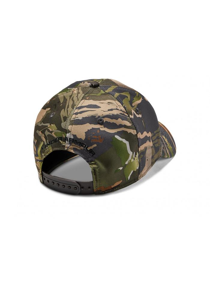 Pánska šiltovka Under Armour Camo Cap army zelená