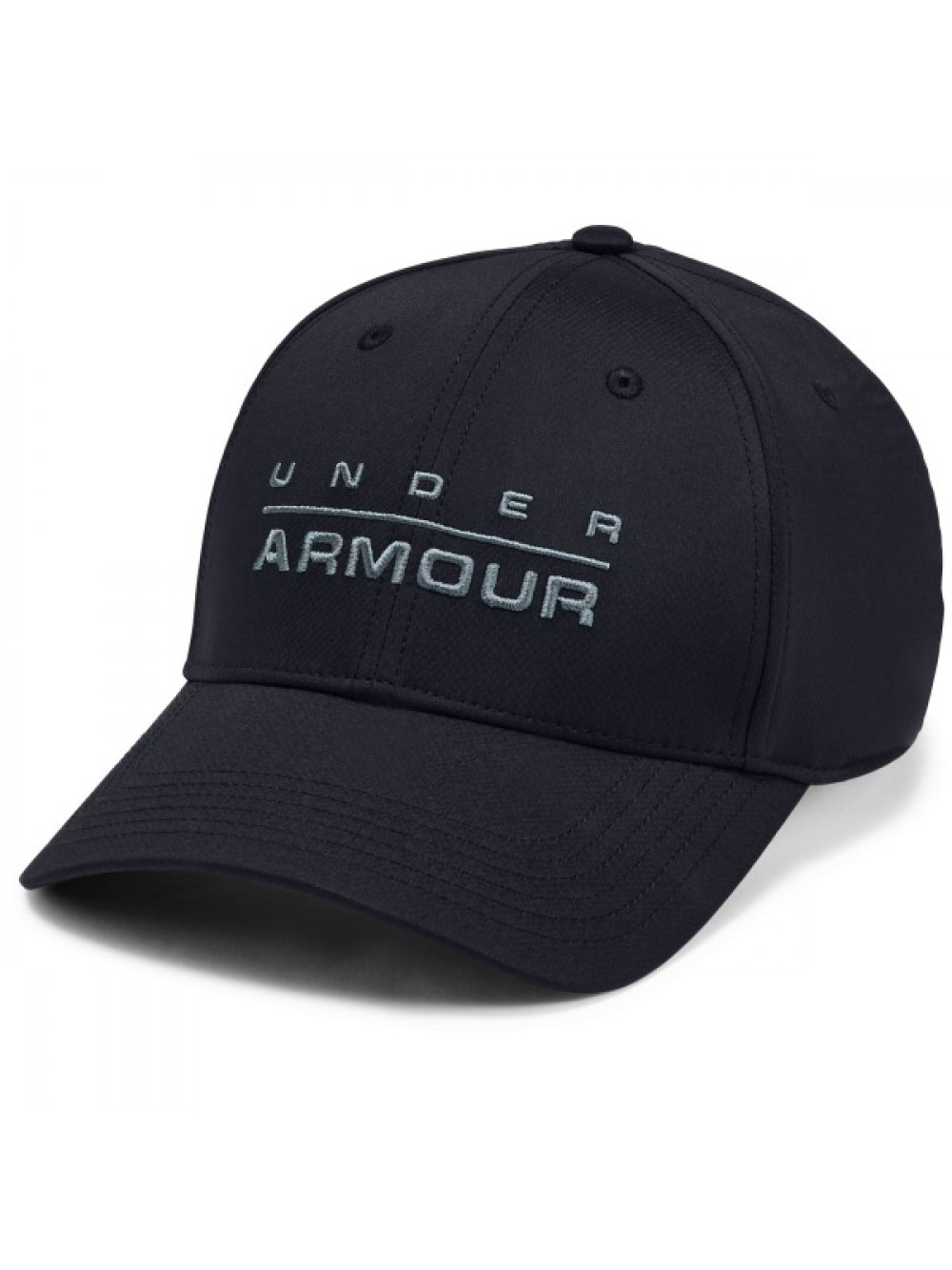 Pánska šiltovka Under Armour Wordmark STR čierna