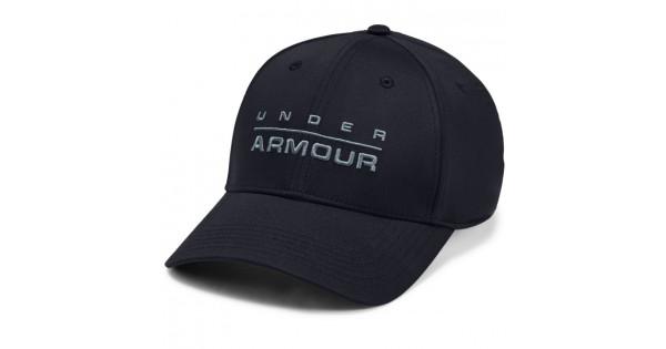 39e3e201b Pánska šiltovka Under Armour Wordmark STR čierna