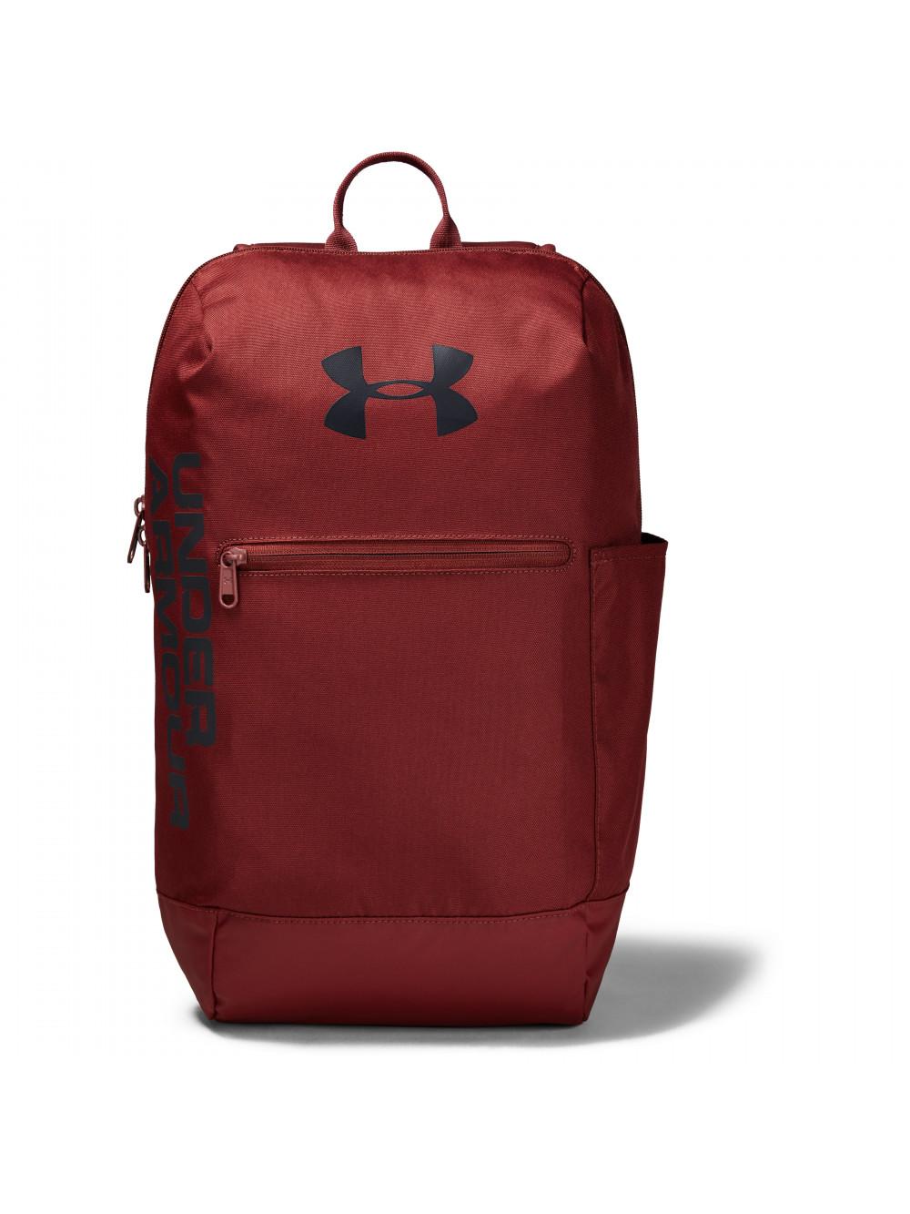 Ruksak Under Armour Patterson Kiln Red Backpack-RED červený