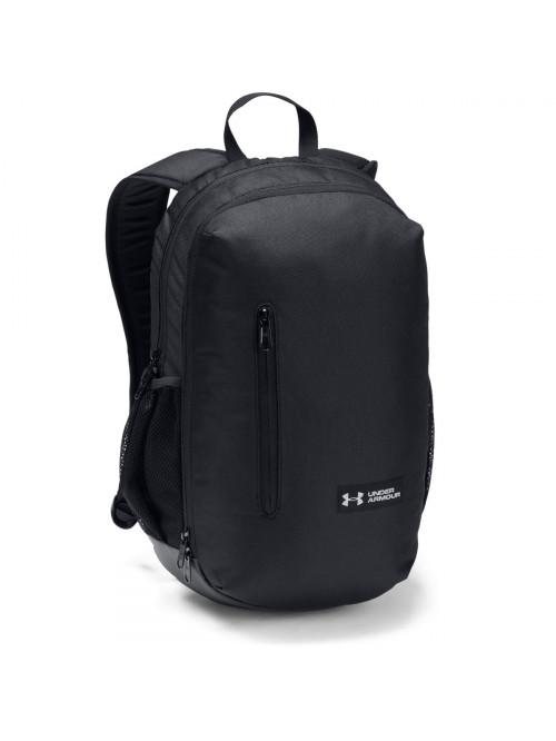 Ruksak Under Armour Roland Backpack-BLK elegant čierny