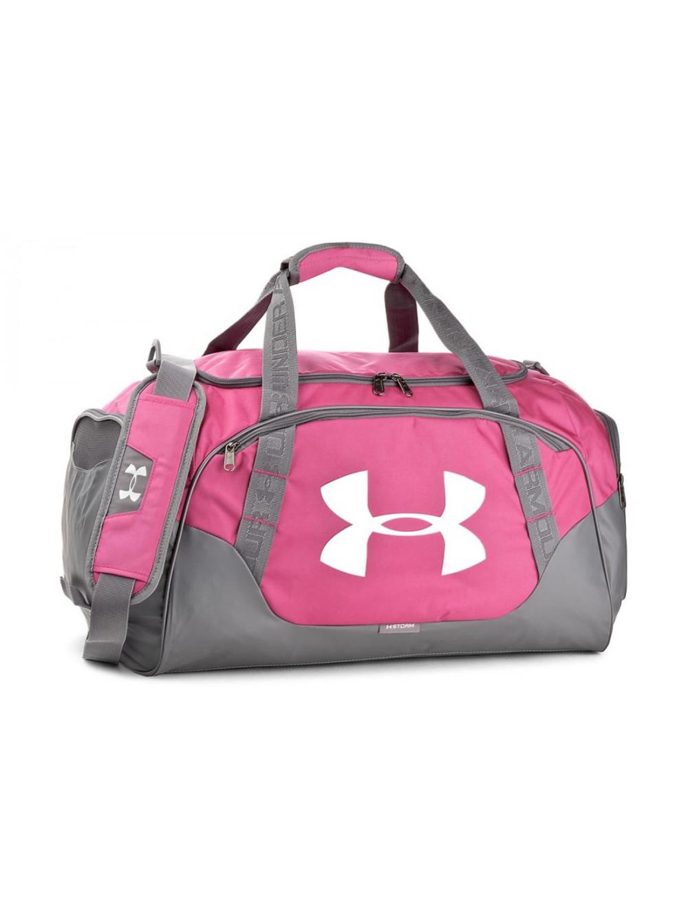 Športová taška Under Armour Undeniable Duffel ružová