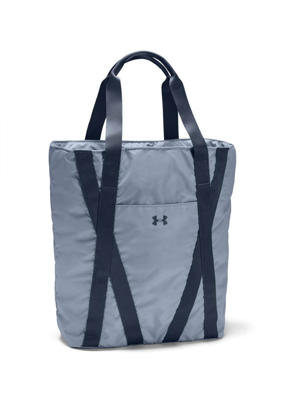 Dámska taška Under Armour Essentials Zip Tote modrosivá
