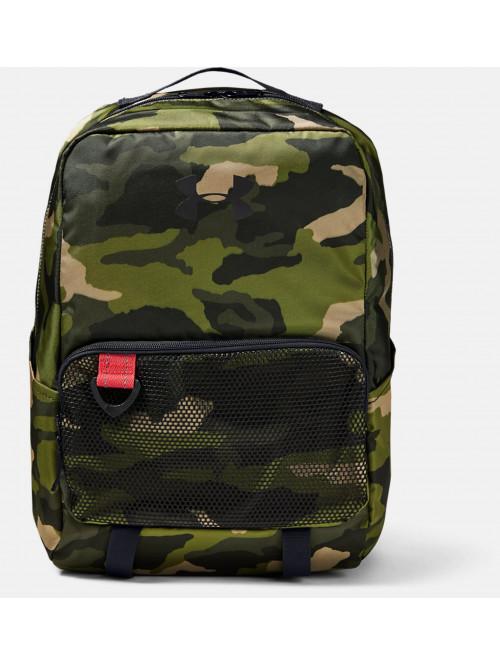 Chlapčenský ruksak Under Armour Select Backpack zelený