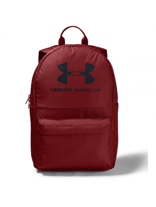 Ruksak Under Armour Loudon Backpack červený
