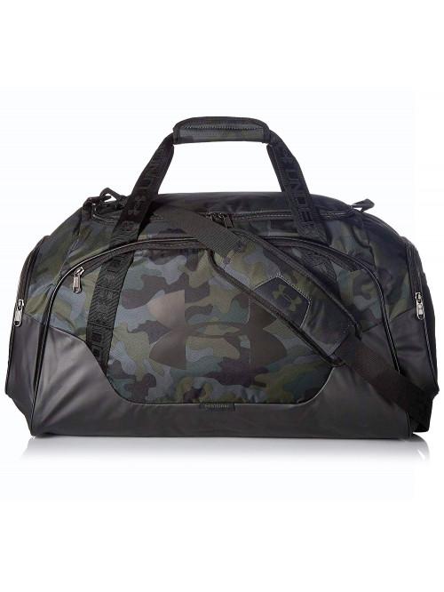 Športová taška Under Armour Undeniable Duffel maskáčová 40l