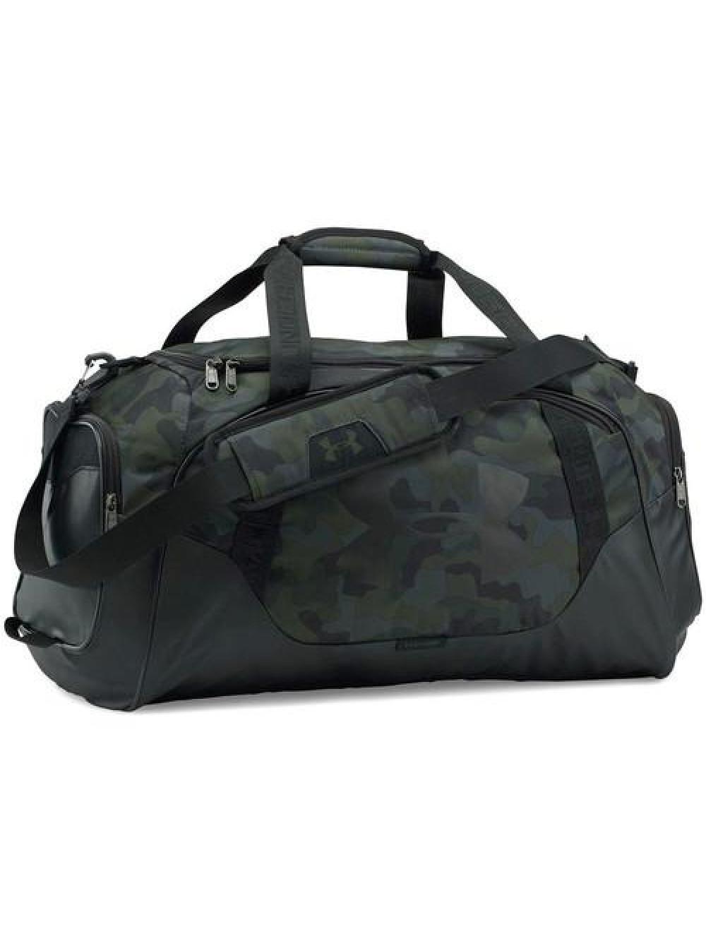 Športová taška Under Armour Undeniable Duffel maskáčová 60l