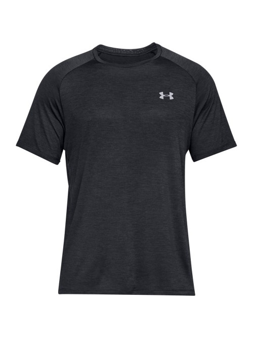 Tričko Under Armour TECH 2.0 TEE čiernosivé