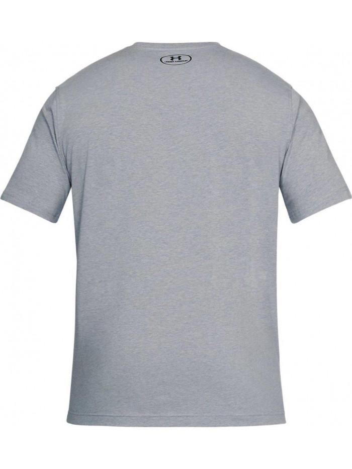 Tričko Under Armour Athlete sivé