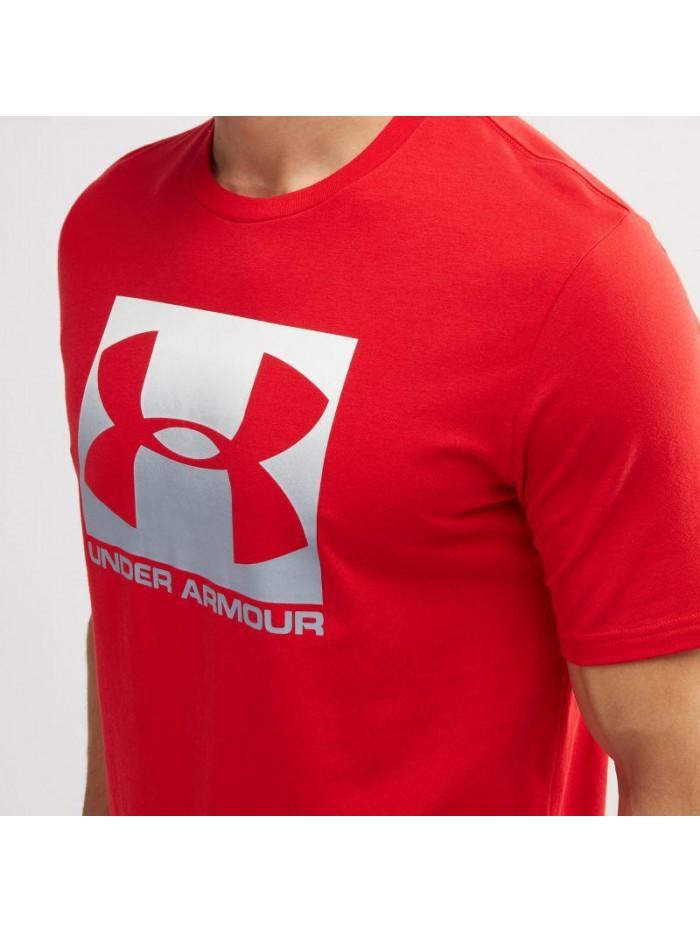 Tričko Under Armour Boxed červené