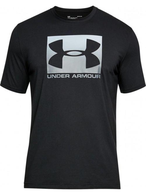 Tričko Under Armour Boxed čierne