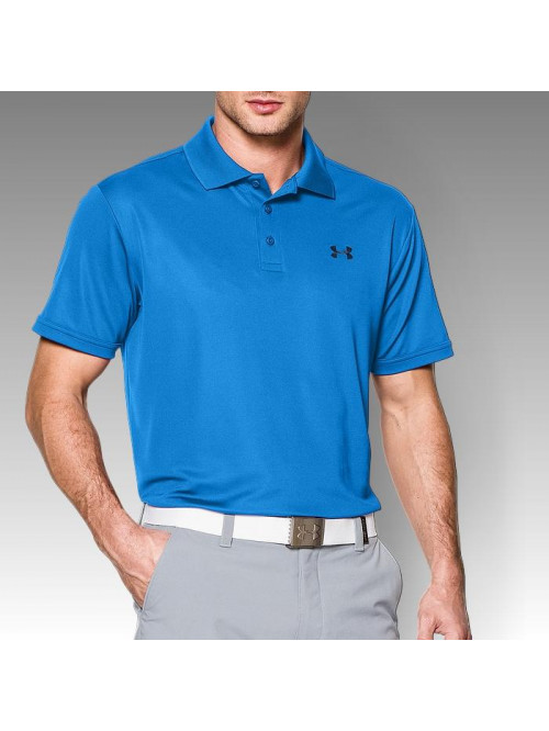Tričko Under Armour Performance Polo modré