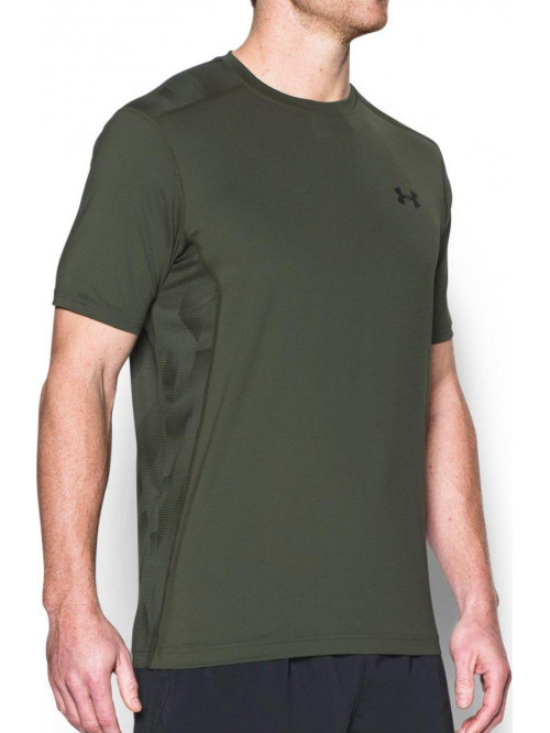 Tričko Under Armour Raid Tactical army zelené