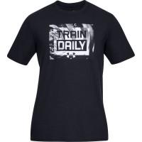 Tričko Under Armour Train Daily čierne