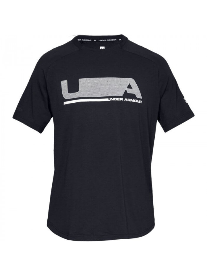 Tričko Under Armour Unstoppable Move SS T-shirt čierne