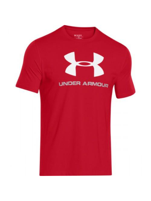 Tričko Under Armour Sportstyle červené