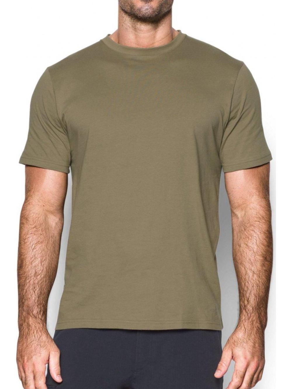 Tričko Under Armour Tactical army zelené
