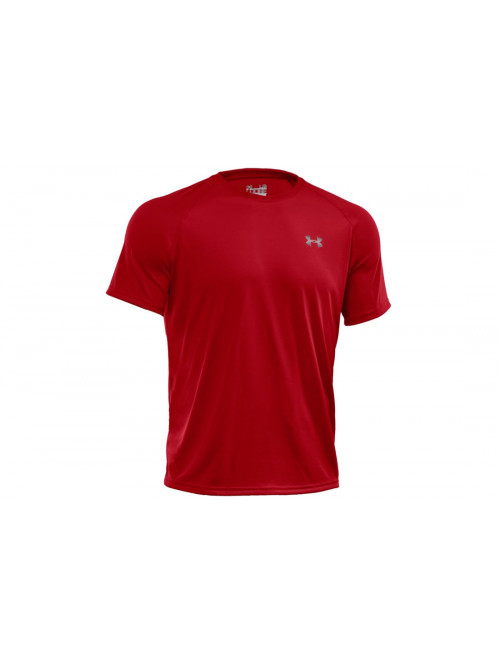 Tričko Under Armour Tech červené