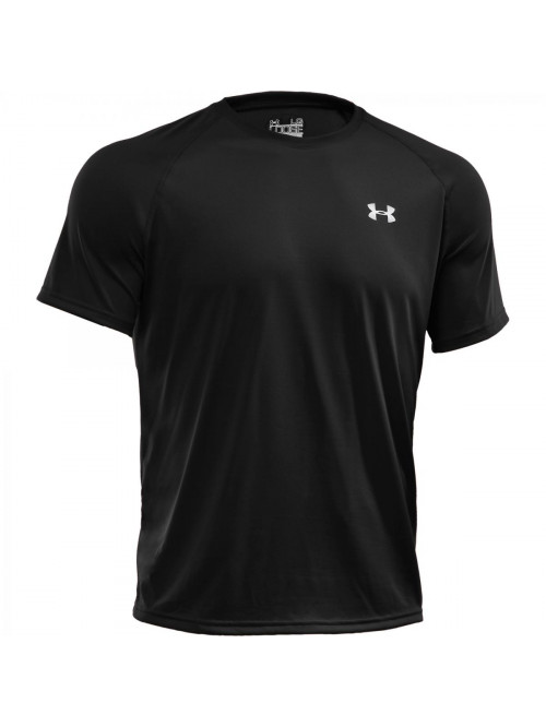 Tričko Under Armour Tech čierne