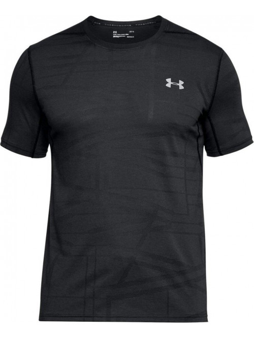 Tričko Under Armour Threadborne Elite čierne