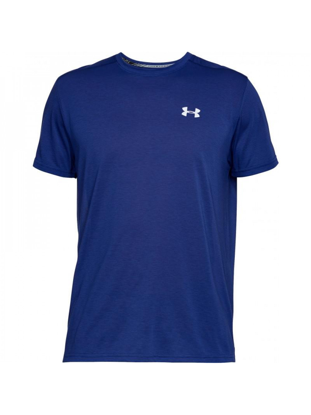 Tričko Under Armour Threadborne Run tmavomodré