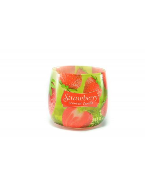 Voňavá sviečka Strawberry