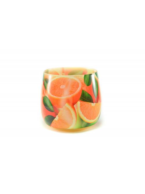 Voňavá sviečka Orange