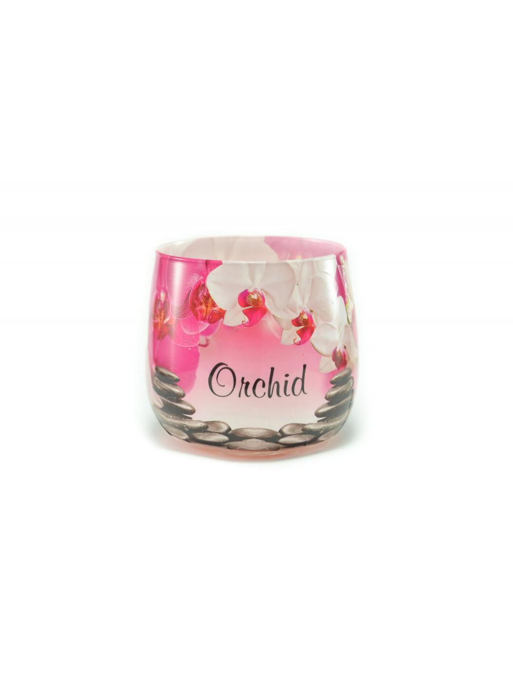 Voňavá sviečka Orchidea