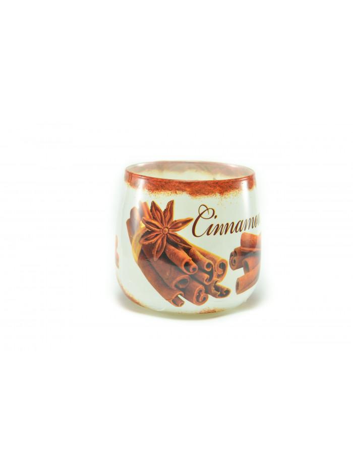Voňavá sviečka Cinnamon - škorica