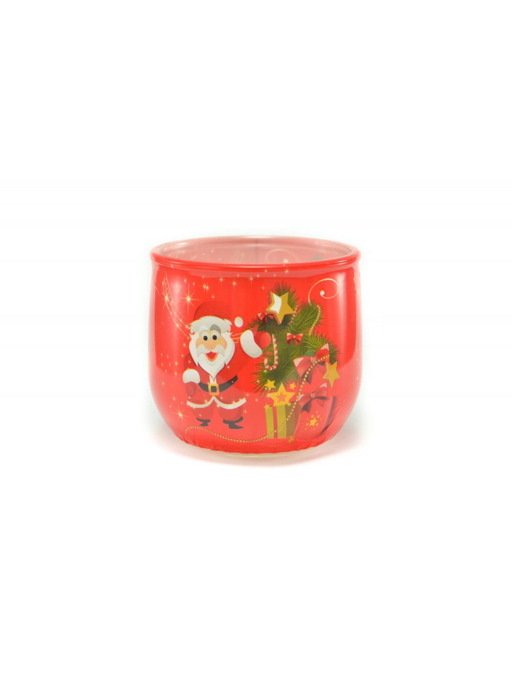 Vianočná voňavá sviečka Mikuláš