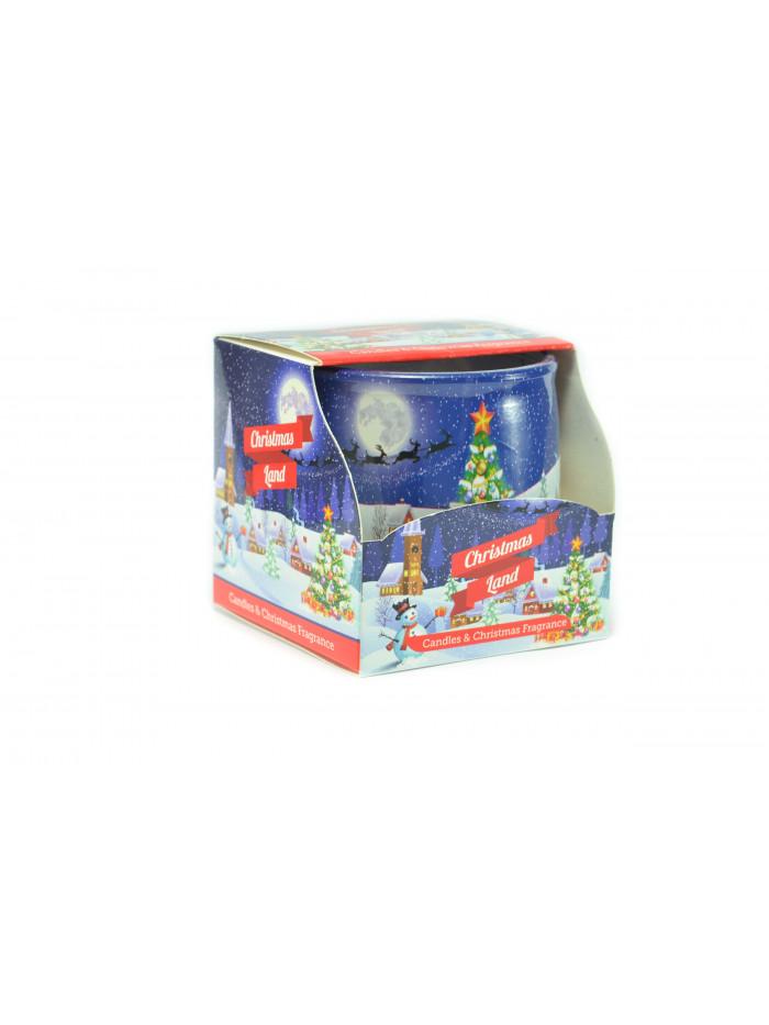 Vianočná voňavá sviečka Christmas Land