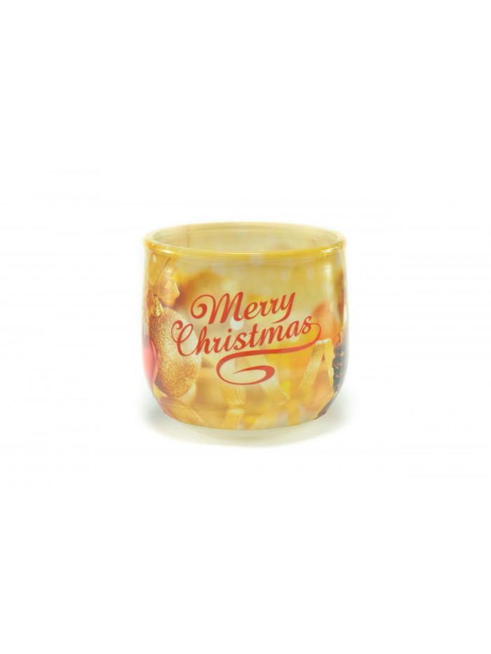 Vianočná voňavá sviečka Merry Christmas Vanilla