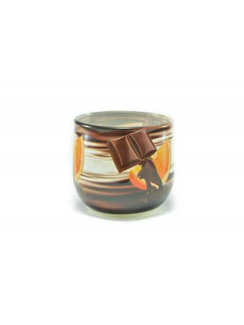 Voňavá sviečka Chocolate & Orange